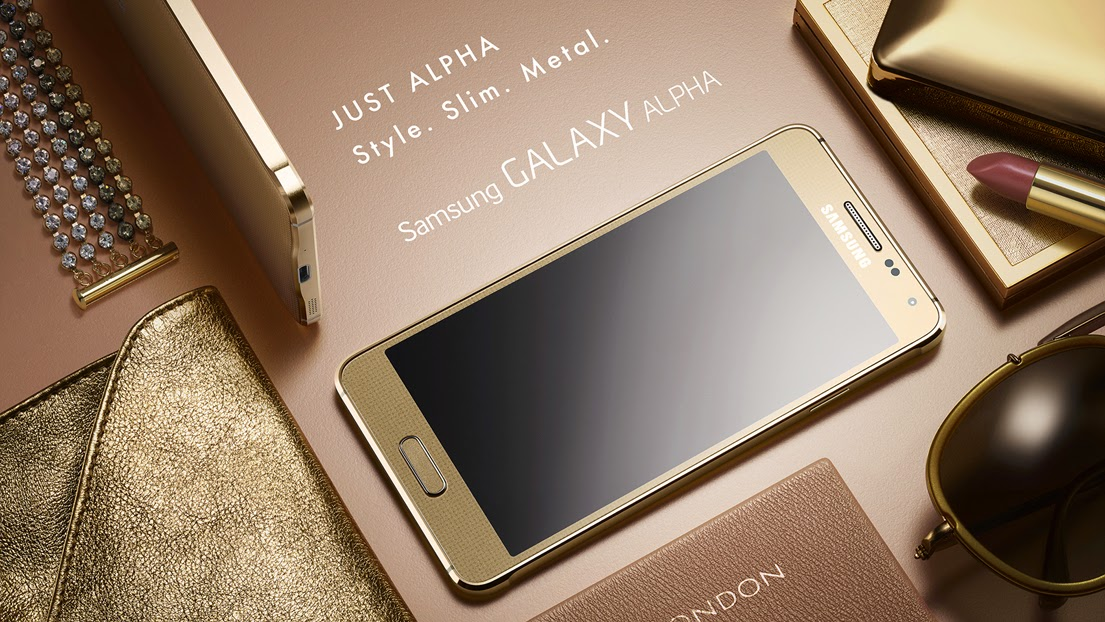 Imagen Oficial Del Galaxy Alpha