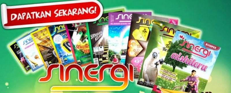 Ayuh Dapatkan Majalah SINERGI!!!