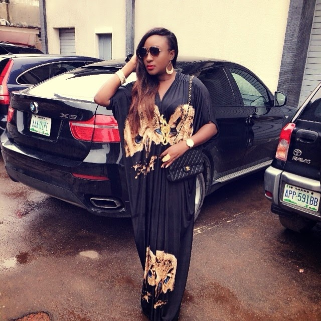 Ini Edo Still Flaunting Her Gorgeous New Look! – Photos