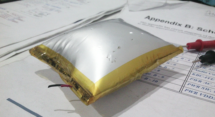 Cara Memperbaiki Baterai Hp Yang Kembung Drop