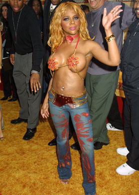lil kim topless photos