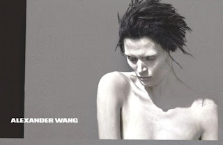 Alexander Wang 2013 video publicite vetement gratuit