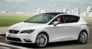 Seat Leon model 2013