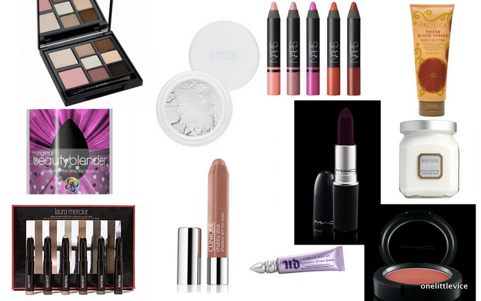 One Little Vice Beauty Blog: Christmas Wishlist