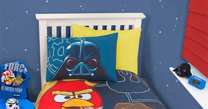 Funda Nórdica Angry Birds Star Wars Rebelde   El Regalo Original