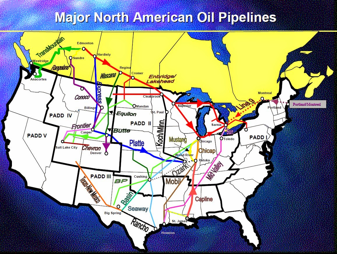 canada moving on with oil pipelines just not in the u s