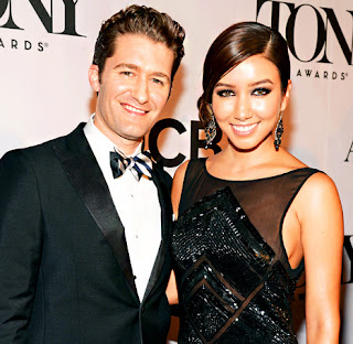 'Glee' star Matthew Morrison proposes to Renee Puente – Elton John announces the news