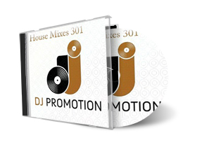 DJ Promotion: CD Pool House Mixes 301