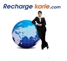 RechargeKarle Offer : Get Rs 20 Cashback On Recharge Of Rs 20 Or More