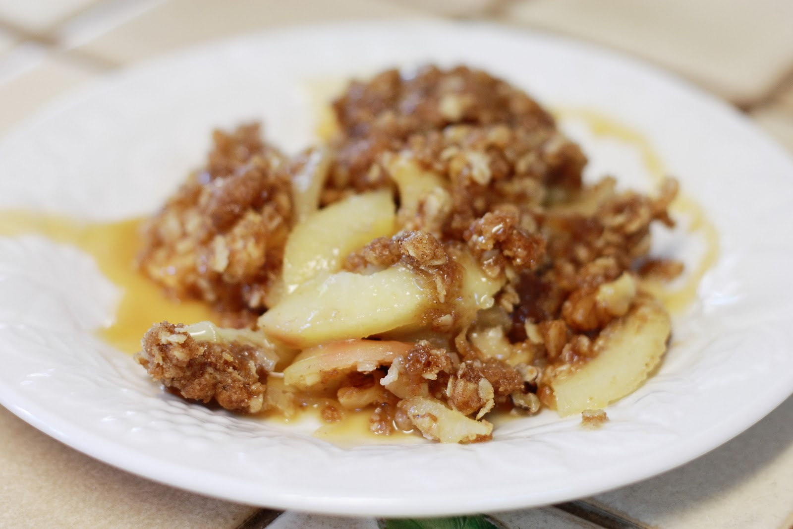 Fabulous Foods!: Fabulous Apple Crisp