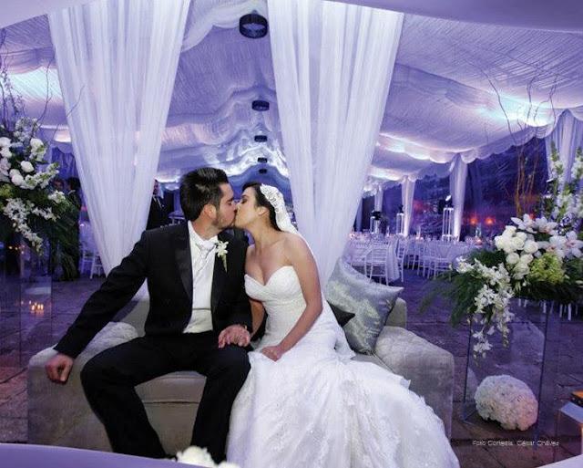 Como asignar las mesas en la boda