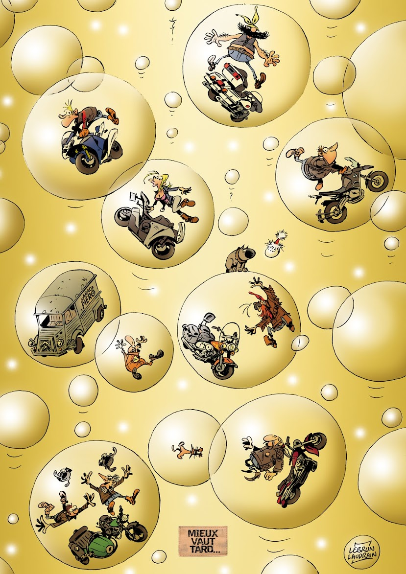 Bonnes bulles