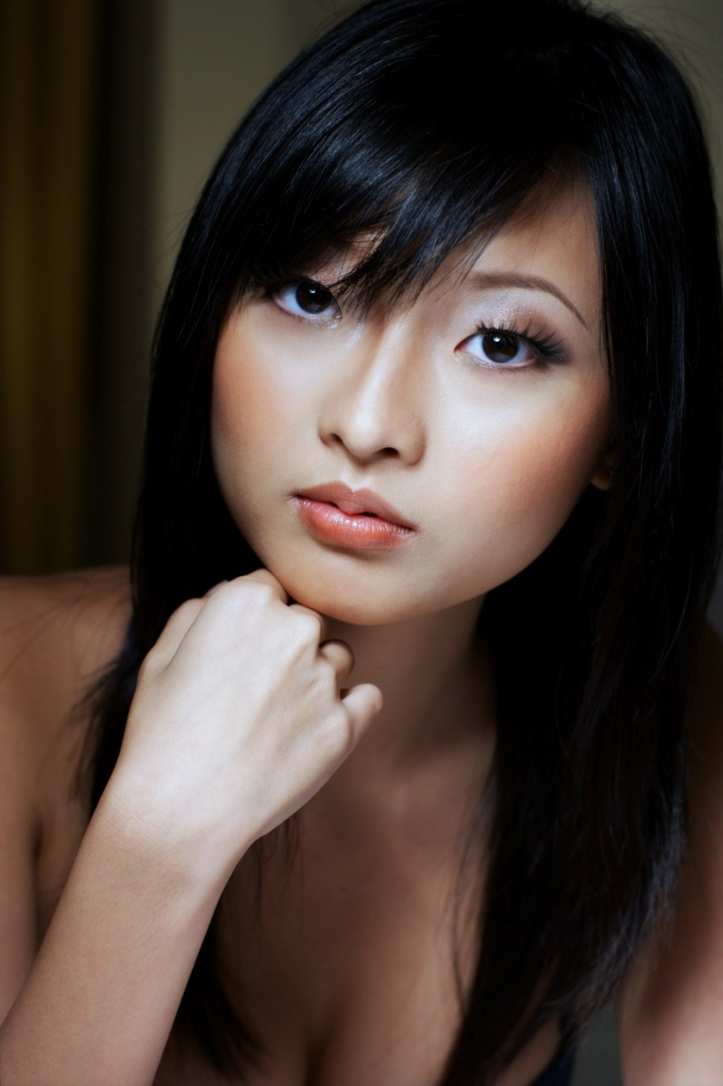 Daphne Ang with Another Model by The Name of Alexa S