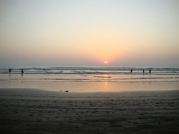 Murud dapoli beach