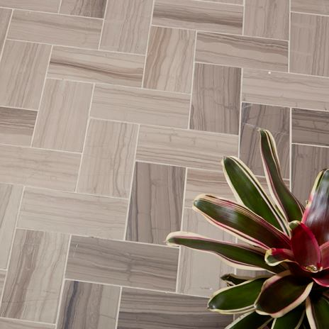 simple herringbone tile pattern ideas