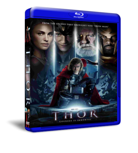 Thor (2011) 720p BRRip Español Latino–Ingles 5.1