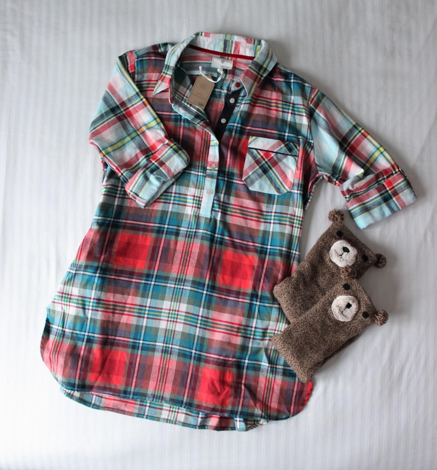 new christmas pyjamas