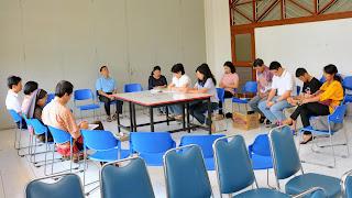 Acara Pertanggung jawaban Panitia Komuni Pertama