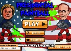 Jugar Presidential Paintball