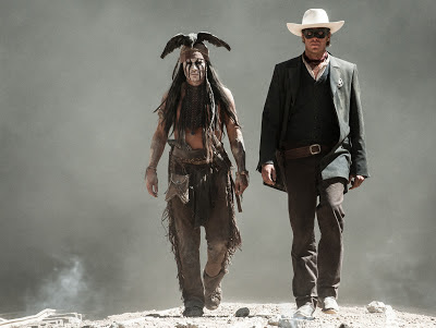 "On ""The Lone Ranger"""