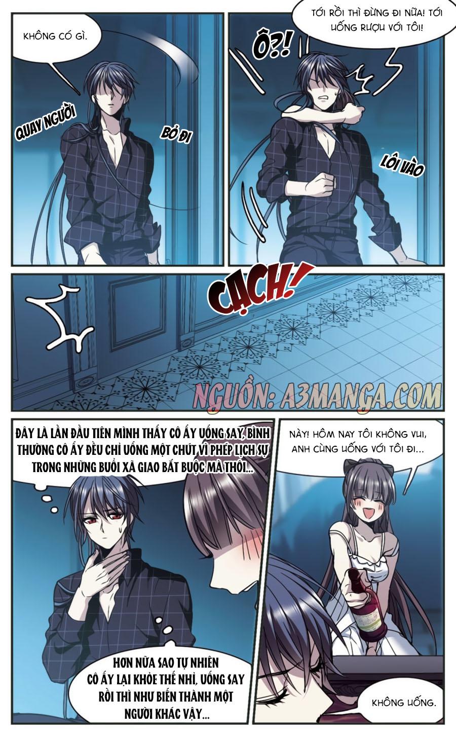 Huyết Tộc Cấm Vực chap 110.2 page 4 - IZTruyenTranh.com