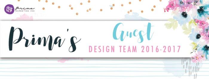 Prima Guest design team