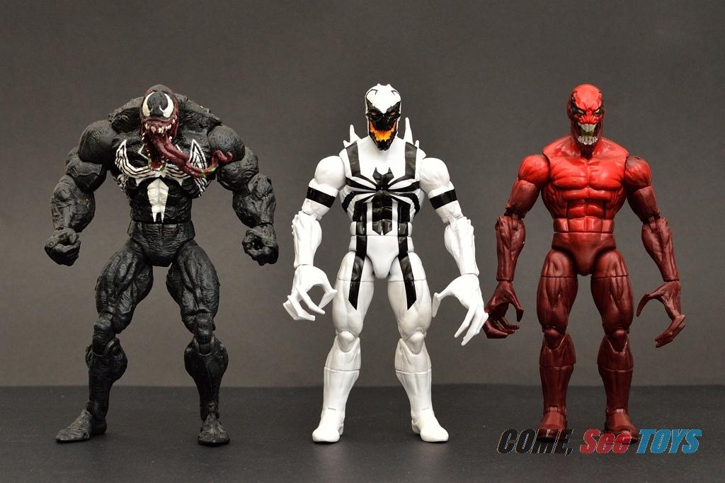 Amazoncom Marvel Legends Infinite Series AntiVenom 6