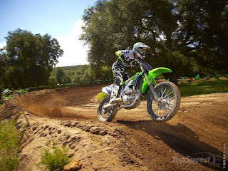 2013 Kawasaki KX 250F