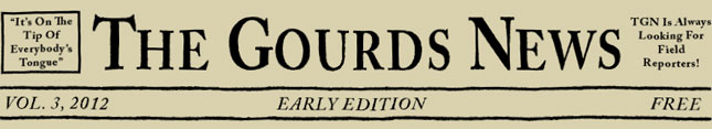 The Gourds News