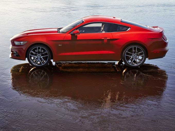 2015 Ford Mustang Headed to Dealerships Next Month