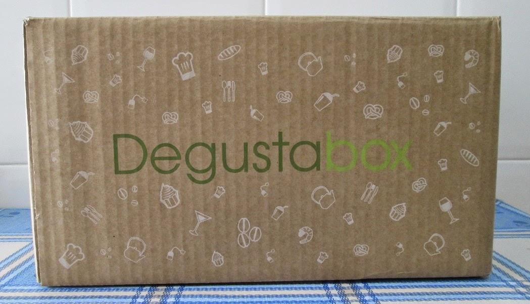 "Caja ""Degustabox"": Julio�15"