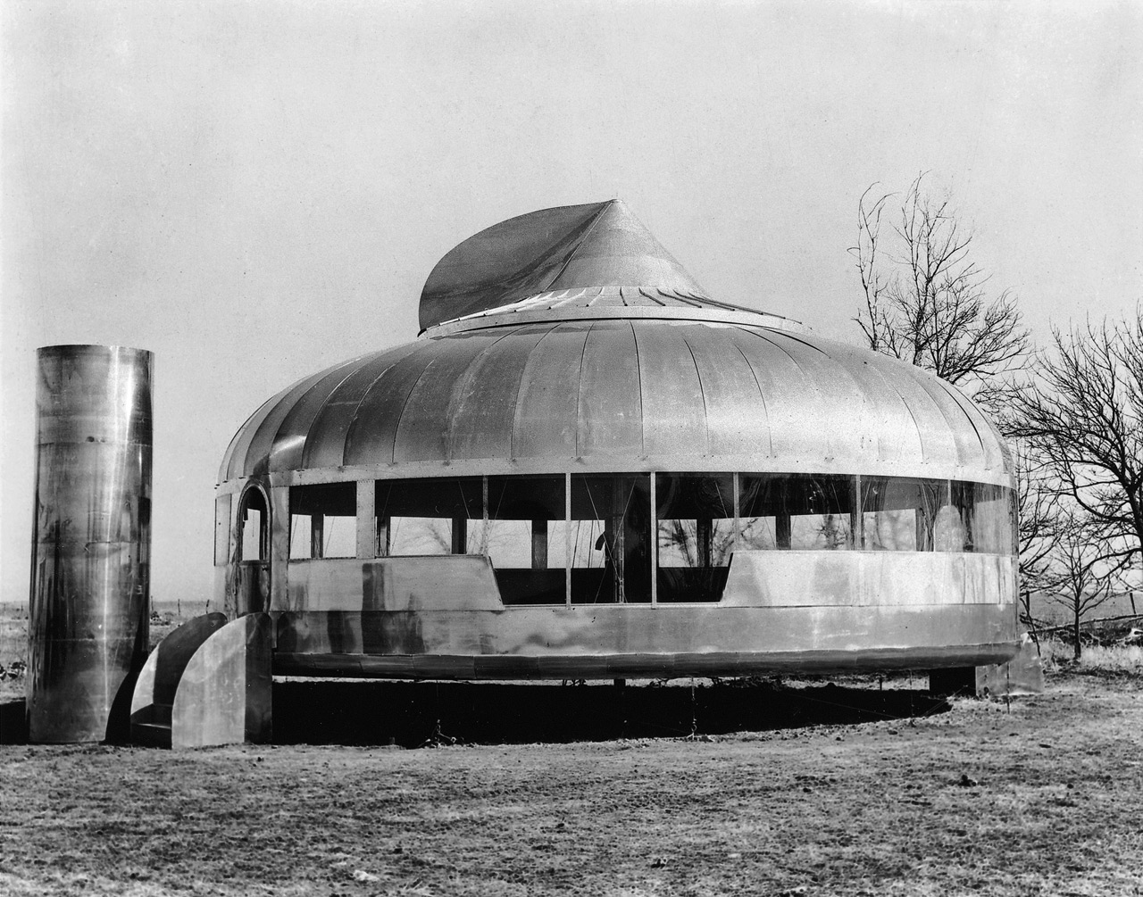 United States Navy: Quonset Huts: History of Pre-fab Housing