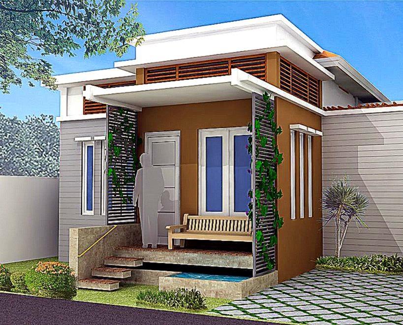 Model Teras Rumah Minimalis Murah Dan Cantik   Desain Model Rumah