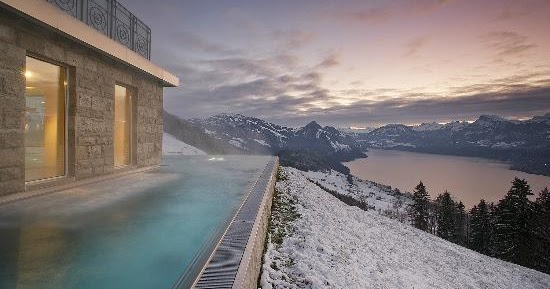 Hotel Villa Honegg Superior Room Alpine Panorama
