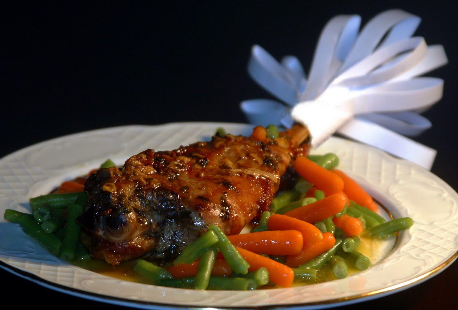 Caroline s creative food for Platos para una cena romantica