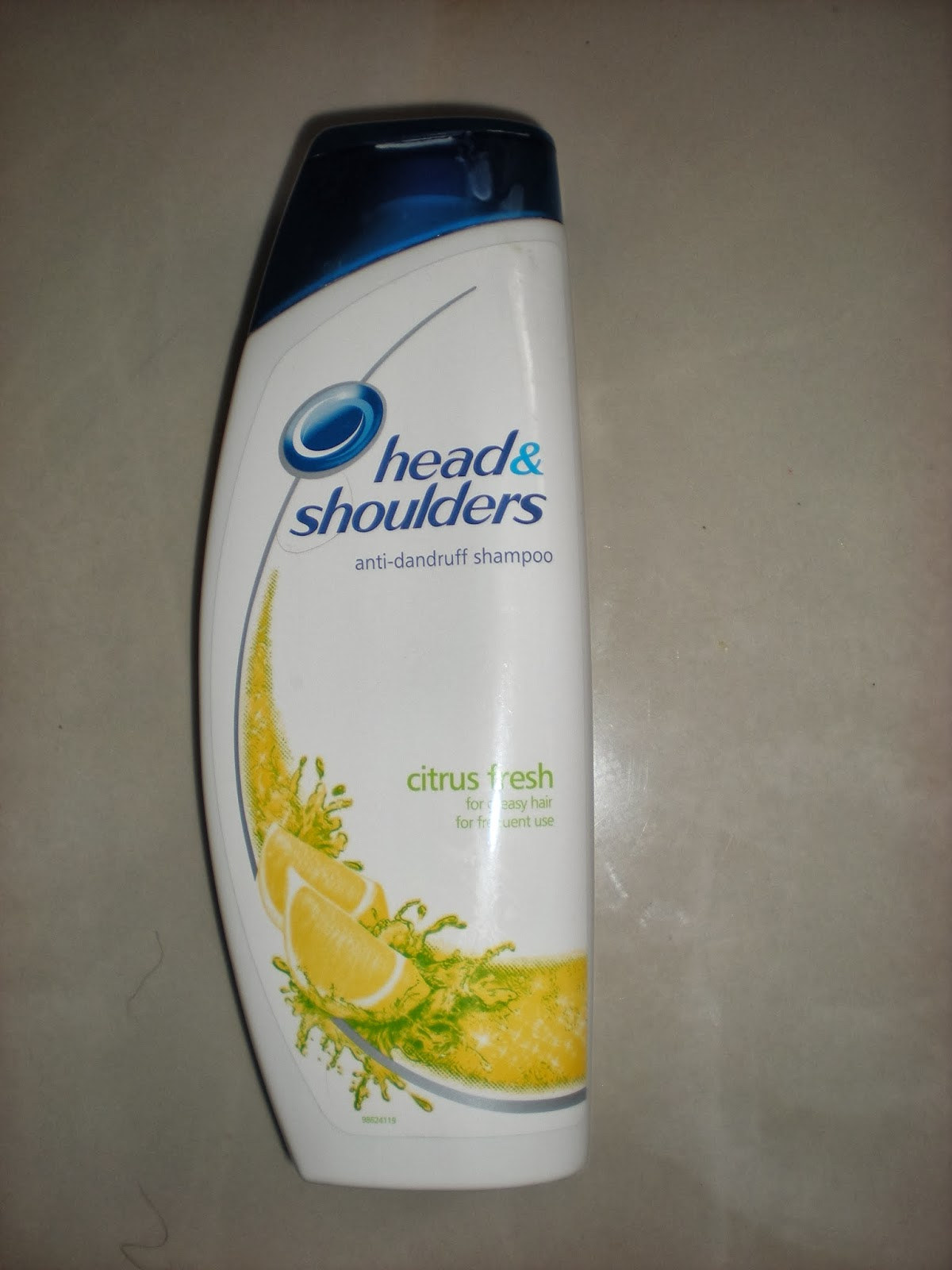 "Head & Shoulders, Citrus Fresh - ""moje zakupy"""