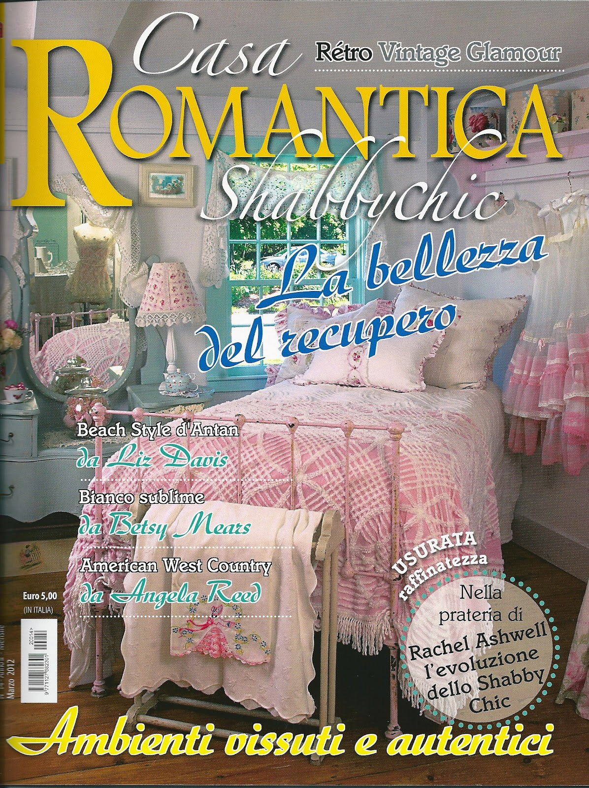 My romantic creations sono su casa romantica shabby chic for Riviste per la casa