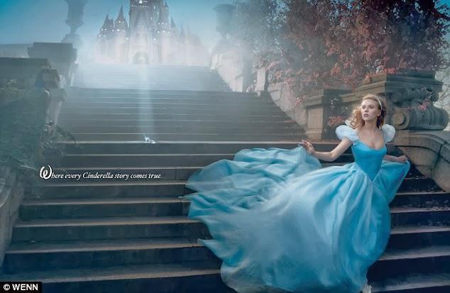 Scarlett Johansson Cinderella filmprincesses.filminspector.com