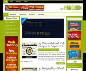Hanguin WordPress Theme