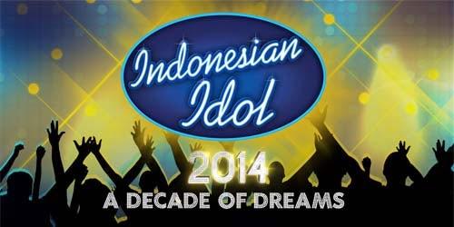 Kontestan Indonesian Idol 2014 Yang Pulang dan Tereliminasi Malam Ini Adalah Yunita indonesian+idol+2014+panggung+spektakuler+top+9+atau+9+besar+idol