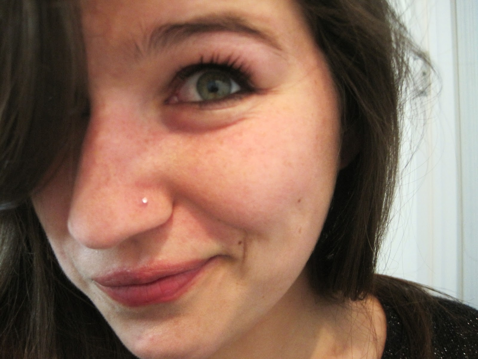 The gallery for --> Nose Piercings On Black People Nose Piercings On Wide Noses