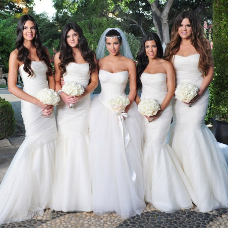 Those Teen Vogue Kids ... Kim Kardashian Wedding