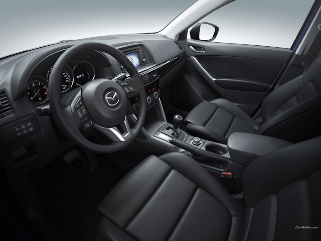 Inside image of Mazda Cx-5