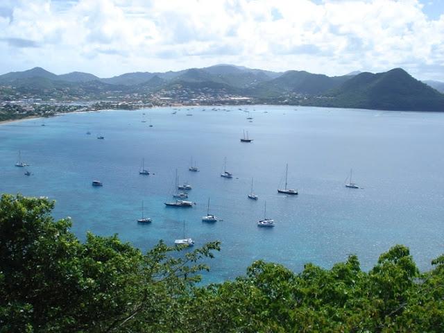 Pigeon Island Saint Lucia