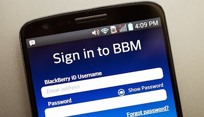 Cara Blackberry 'Cari Duit' Dari BBM
