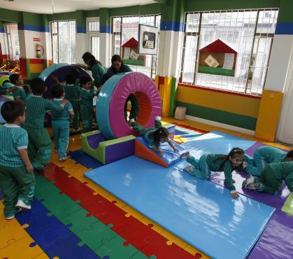 escuela infantil principitos: ESPACIOS LUDICOS: AULA DE ...