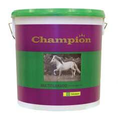 Champion multitilskudd hest pris