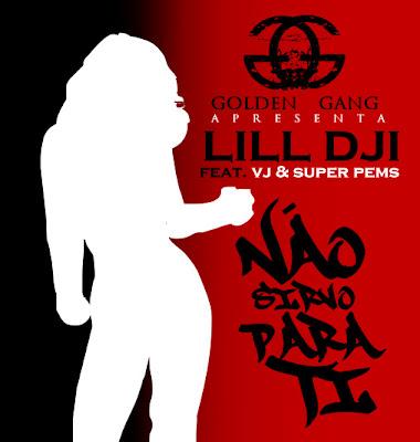 "Rap Angolano - Lill Dji e Super Pems Ft V.j ""Não Sirvo Pra Ti"""