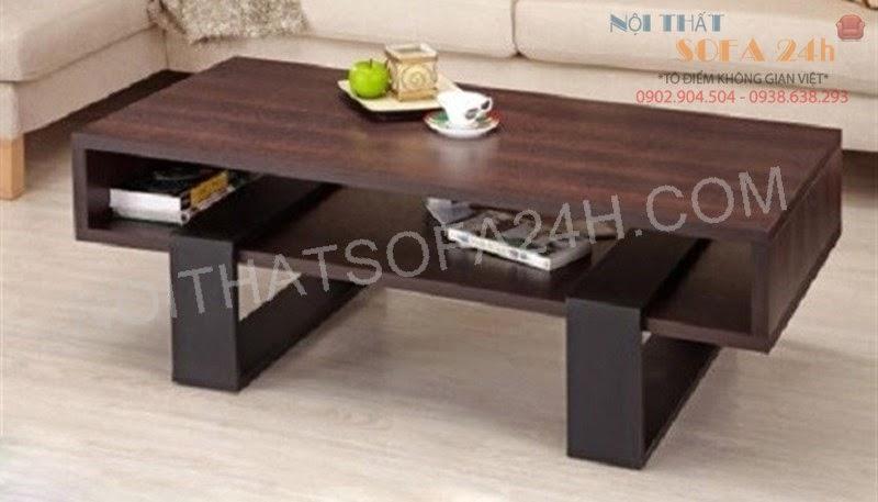Bàn sofa gỗ BS106