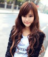 Gaya Potongan Rambut Korea